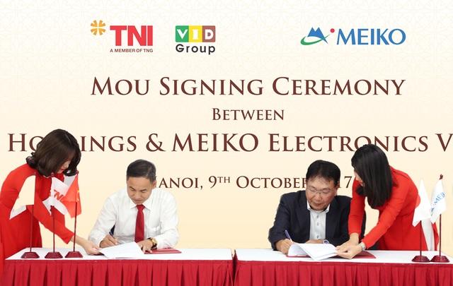 Meiko tiếp tục tin tưởng lựa chọn TNI để mở rộng thêm nhà máy thứ 3 tại Việt Nam
