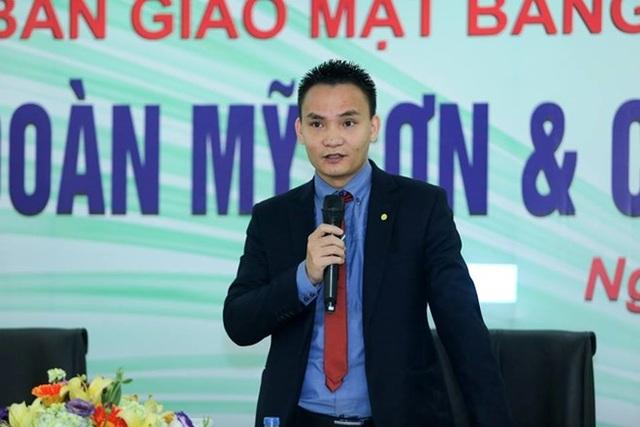 Nguyễn Văn Thi, Tổng giám đốc Công ty Truyền thông Số liệu Việt Nam. (Ảnh: DCV)