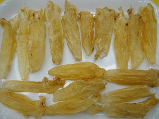 Bong bóng cá chục triệu đồng/kg, có loại 1 tỷ đồng/kg chỉ bán cho nhà giàu Việt - 2