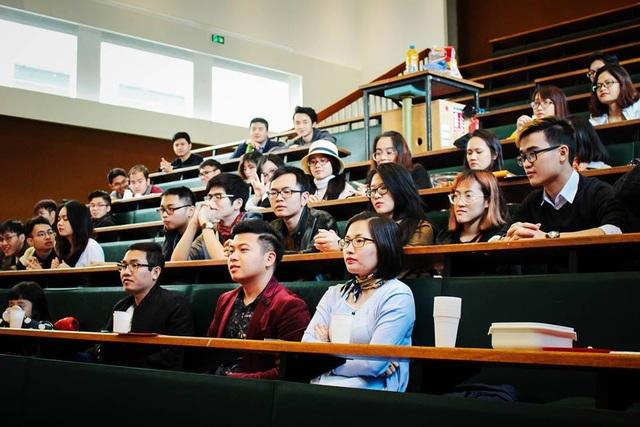 Đại hội là dịp để đón tiếp các bạn tân sinh viên và bầu ban chấp hành Hội sinh viên cho nhiệm kỳ mới.