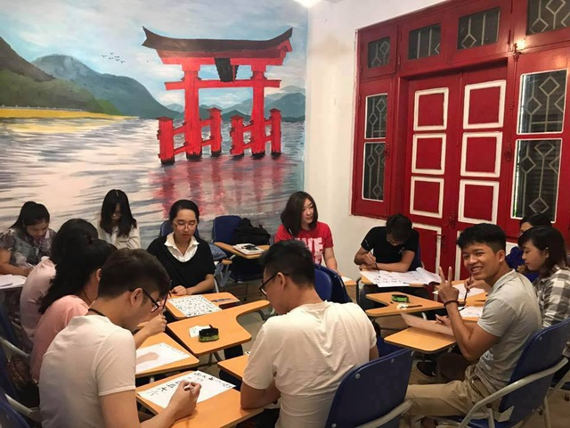 Học tiếng Nhật online kết hợp học tại lớp: Xu hướng của tương lai - 1