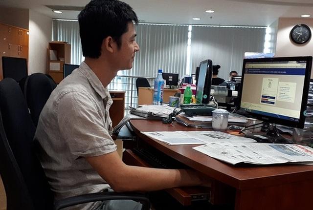 Dịch vụ công trực tuyến giúp người dân thuận tiện hơn trong việc hoàn tất các thủ tục BHXH