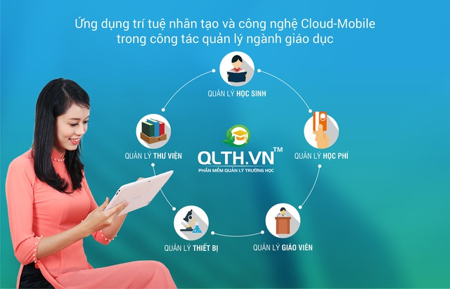 MISA là đơn vị tiên phong ứng dụng trí tuệ nhân tạo và công nghệ Cloud – Mobile trong công tác quản lý trường học thông minh