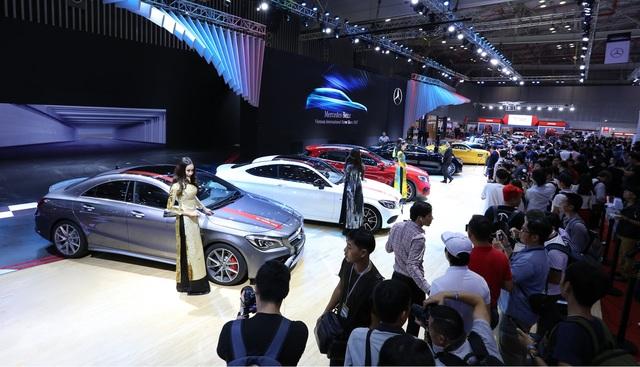 MBV kỷ niệm 50 năm thành lập thương hiệu Mercedes-AMG với dàn xe thể thao ấn tượng
