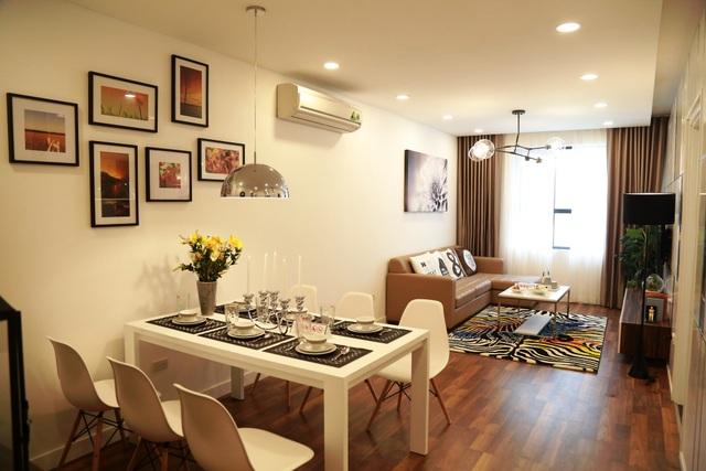 Mỗi căn hộ tại Sapphire đều được thiết kế theo tiêu chuẩn Smart Home.