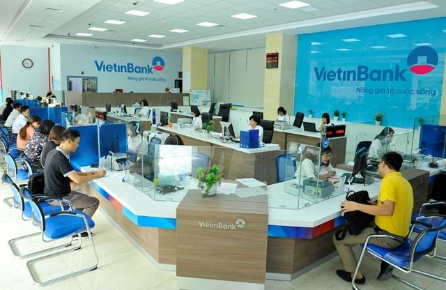 VietinBank vào Top 10 doanh nghiệp nộp thuế lớn nhất năm 2016