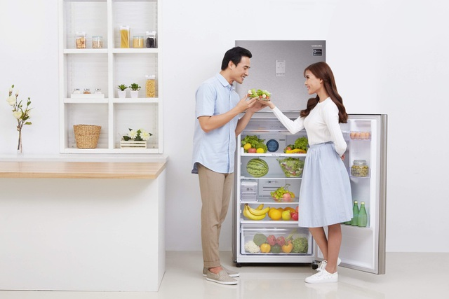 Cách sử dụng tủ lạnh linh hoạt và tối ưu - 1