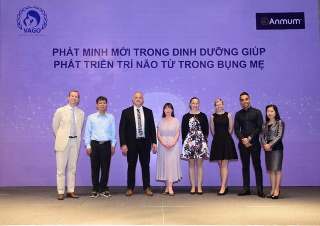 Các chuyên gia dinh dưỡng hàng đầu trên thế giới và Việt Nam tại buổi hội thảo