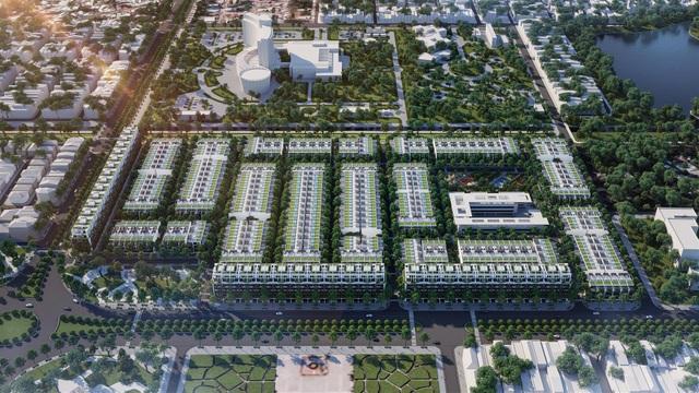 Kim Long City Liên Chiểu hứa hẹn là địa chỉ lý tưởng để đầu tư và an cư.