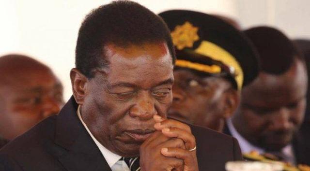 Ông Emmerson Mnangagwa, tỷ phú giàu nhất Zimbabwe đã lẳng lặng rời khỏi nước này sau khi ông bị lật đổ khỏi Chính phủ vào tuần trước. (Nguồn: The Citizen)