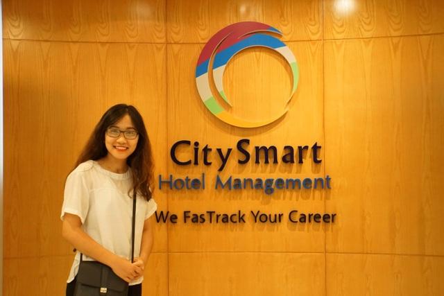 Lý do giới trẻ lựa chọn ngành Khách sạn tại trường Quốc tế CHM - 1