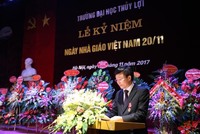 GS.TS Nguyễn Quang Kim, Hiệu trưởng trường ĐH Thủy Lợi