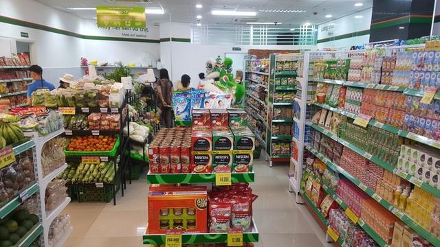 Hệ thống cửa hàng Co.op Food mang đến sự tiện lợi cho người tiêu dùng (Nguồn: Co.op Food)