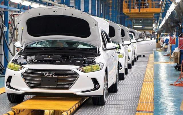 Từ năm 2018, thuế nhập khẩu nhiều loại linh kiện ô sẽ được đưa về mức 0%.