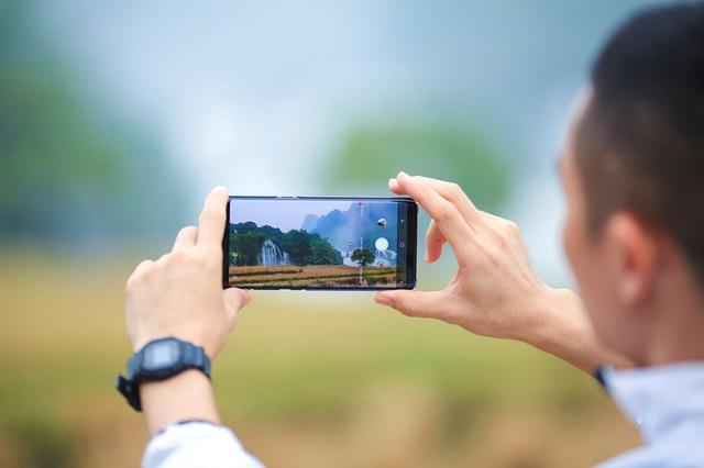 Kể chuyện Tây Bắc bằng hình ảnh chụp bằng Galaxy Note8 - 1
