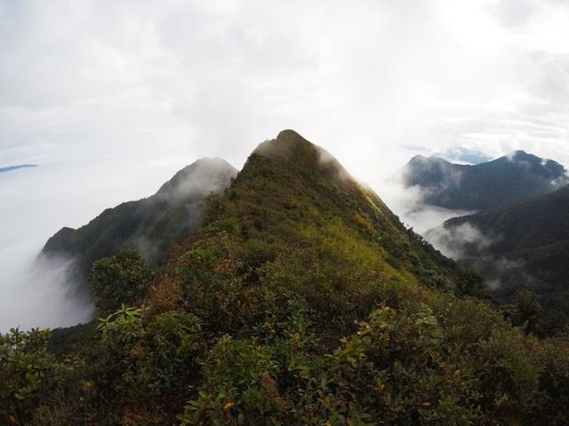 Dãy núi Tà Xùa – điểm đến thử thách của dân mê trekking