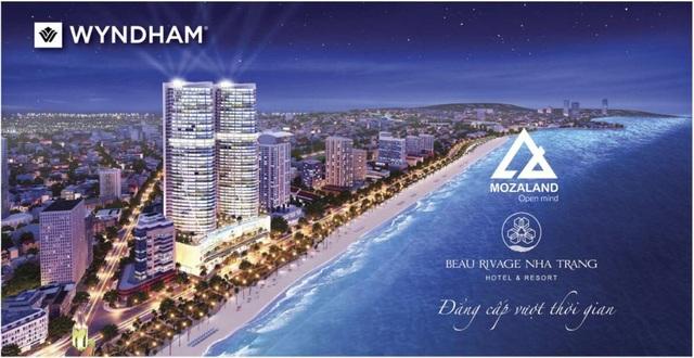 Ra mắt condotel 5 sao đẹp nhất vịnh Nha Trang tại Hà Nội - 1