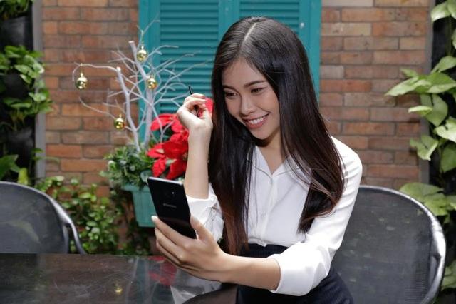 Samsung Galaxy Note FE là người bạn đồng hành thông minh, tiện ích của giới trẻ với bút S-Pen