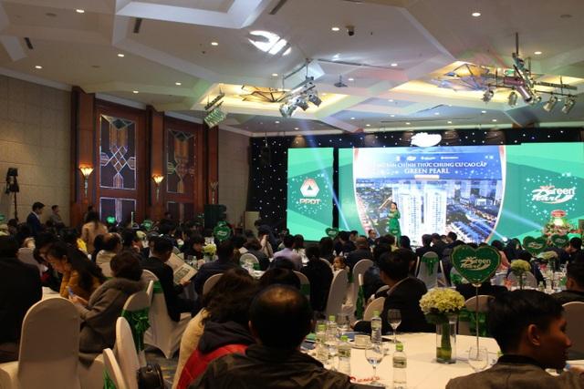 Lễ mở bán dự án Green Pearl 378 Minh Khai thu hút sự quan tâm và tìm hiểu của nhiều khách hàng