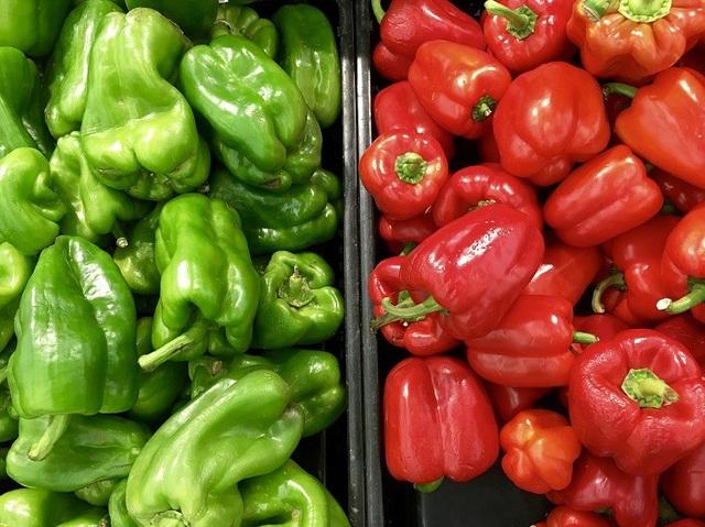 10 lợi ích sức khỏe tuyệt vời của ớt chuông - 1