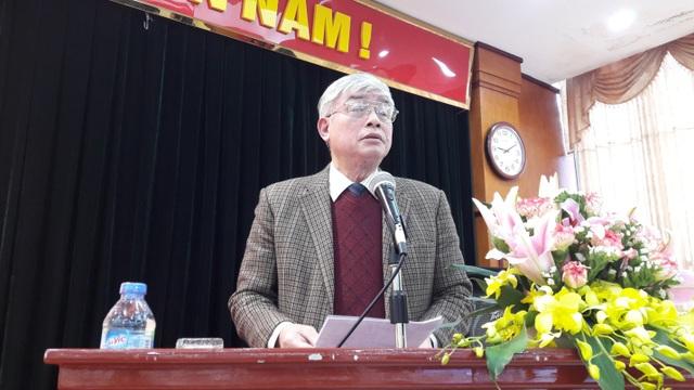 Ông Vương Văn Việt, Chủ tịch Hội Khuyến học Thanh Hóa