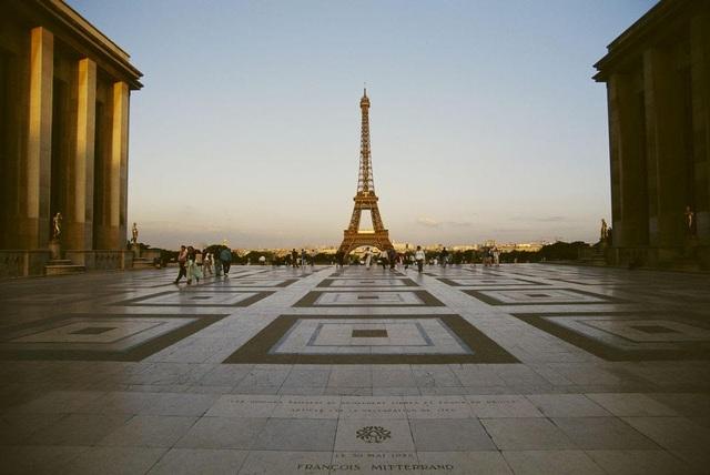 10 điểm ngắm hoàng hôn đẹp nhất Paris - 10