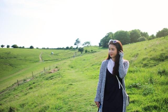 Kim Chi chuẩn bị bước vào năm 3 đại học.