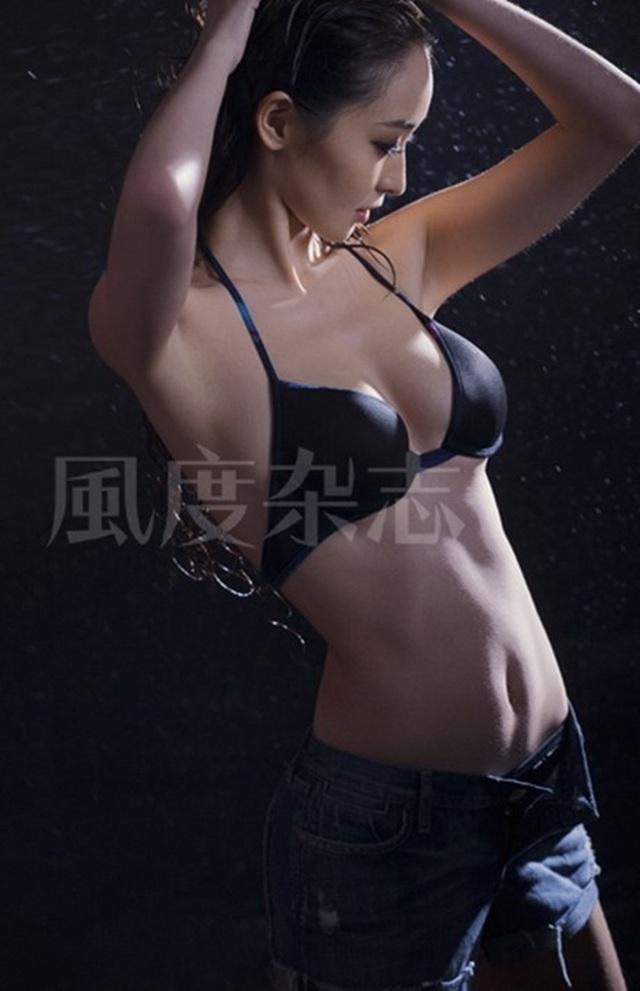 Mỹ nữ siêu vòng một của Trương Nghệ Mưu giờ ra sao? - 11