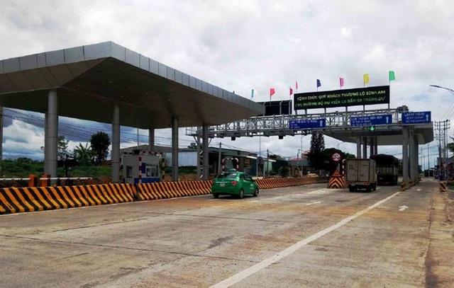 Cico 501 chỉ làm 8km đoạn qua tỉnh Đắk Lắk rồi chuẩn bị thu phí.