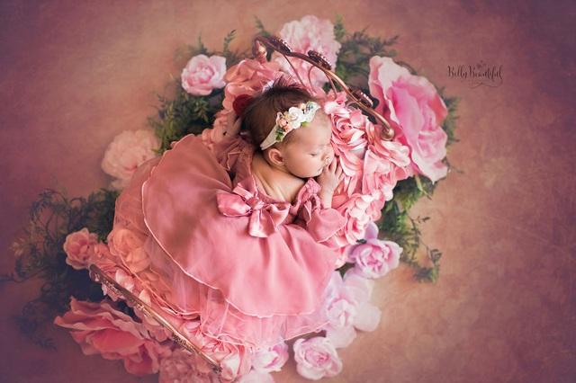 Công chúa Aurora ngủ trăm năm giữa khu rừng cấm