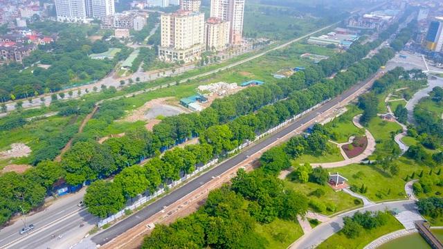 Đường vành đai 3 đoạn Mai Dịch - cầu Thăng Long sau khi hoàn thành sẽ giúp nâng cao năng lực giao thông cho tuyến huyết mạch từ nội thành đi sân bay Nội Bài và các tỉnh, khu công nghiệp phía Bắc và Đông Bắc. Đồng thời, dần khép kín đường vành đai 3 trên cao của Hà Nội.
