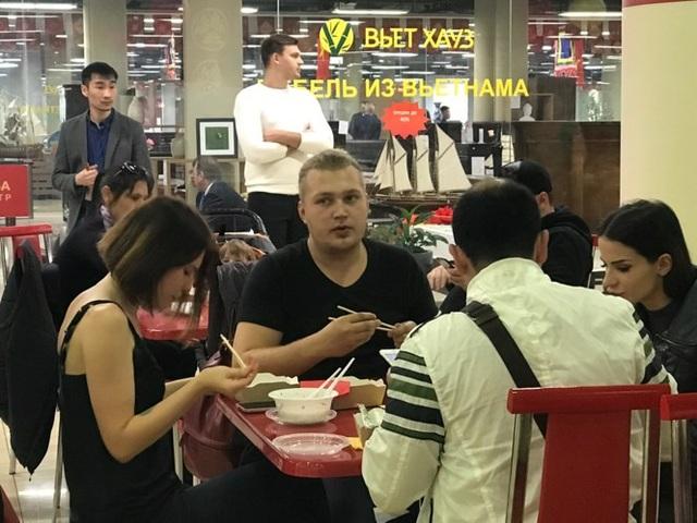 Rực rỡ Festival thức ăn đường phố Việt tại Nga - 13