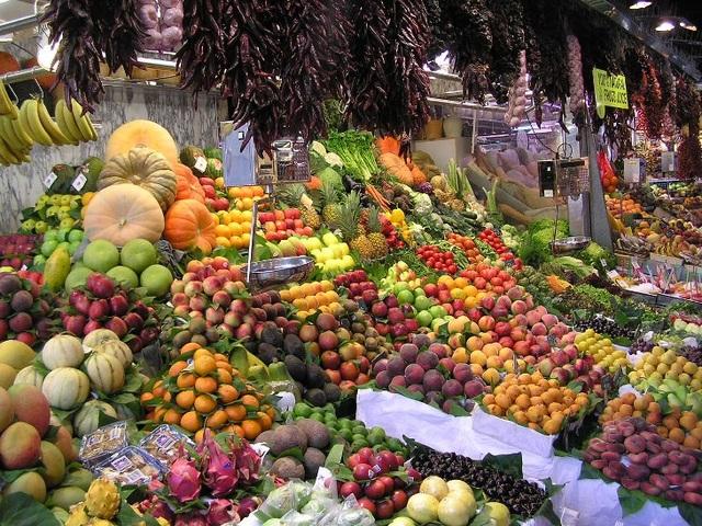 Lạc lối trong những khu chợ độc đáo nhất thế giới - 12