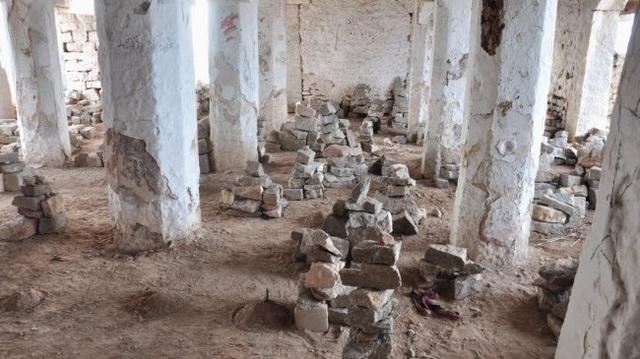 Bí ẩn bên trong thành phố của vua và các vị thần ở Ấn Độ - 15