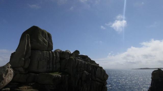 Scilly: Hòn đảo nguyên sơ này nằm ở ngoài khơi bờ biển phía tây nam Anh quốc.