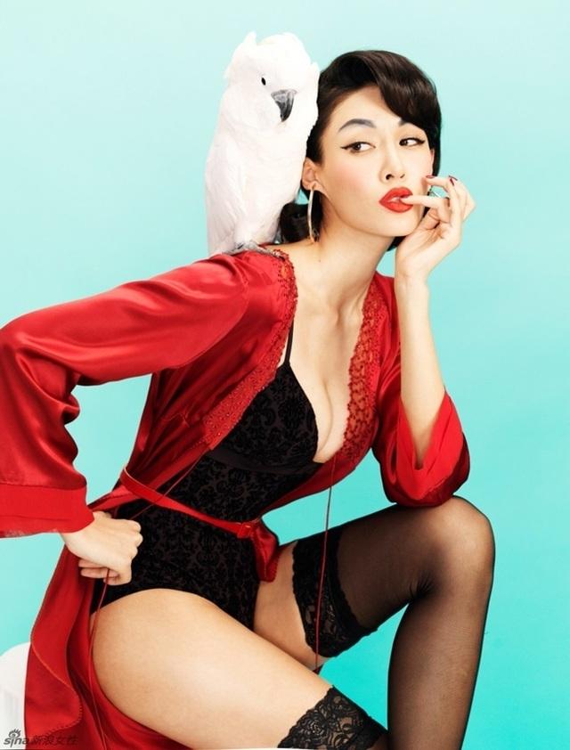 Chết mê vẻ nóng bỏng của 2 đả nữ thế hệ mới Trung Quốc - 17