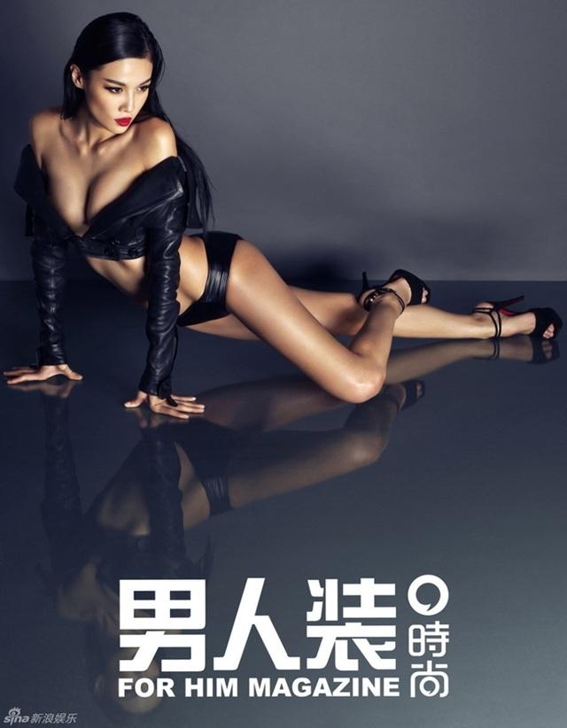 Chết mê vẻ nóng bỏng của 2 đả nữ thế hệ mới Trung Quốc - 18