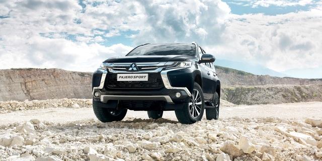 Thiết kế thời thượng, nội thất sang trọng, vận hành đẳng cấp, công nghệ tiên phong, Pajero Sport có tất cả những tiêu chí mà người dùng tìm kiếm ở một mẫu xe SUV mới