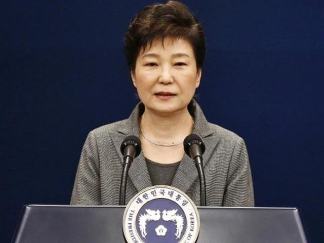 Tổng thống Park liên tục bác bỏ những cáo buộc chống lại mình