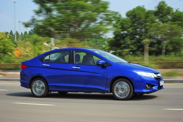 Honda Việt Nam đạt doanh số kỷ lục trong năm 2016 - 2