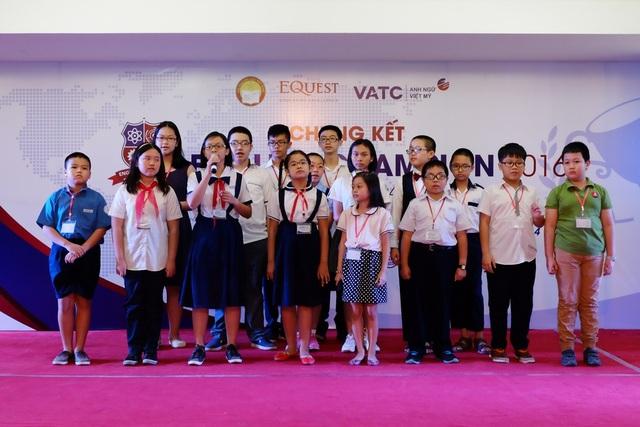 Các Quán quân, Á quân cuộc thi đều nhận được những phần quà và học bổng giá trị lớn từ Ban tổ chức và các nhà tài trợ.