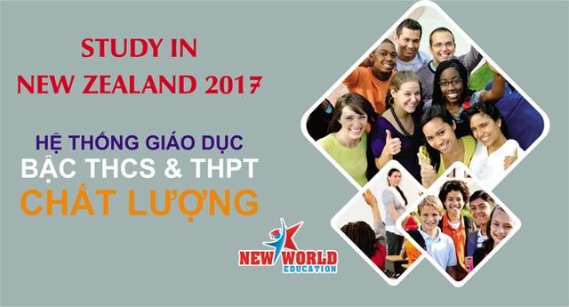 Du học trung học tại New Zealand 2017 - Môi trường học tập tuyệt vời cho học sinh Việt Nam - 2