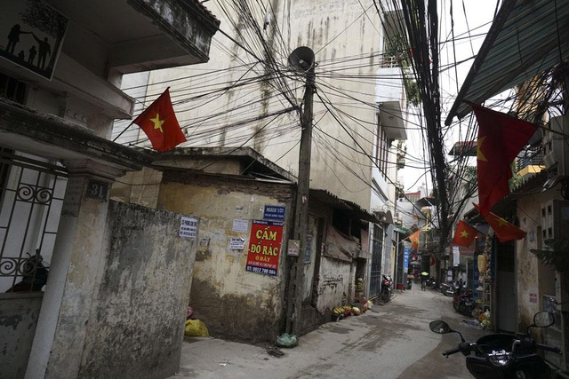 Loa phường tại ngõ 1/97 phố Bùi Xương Trạch (quận Thanh Xuân). Loa phường có lịch sử lâu đời, quen thuộc với người dân Thủ đô nhiều chục năm qua.