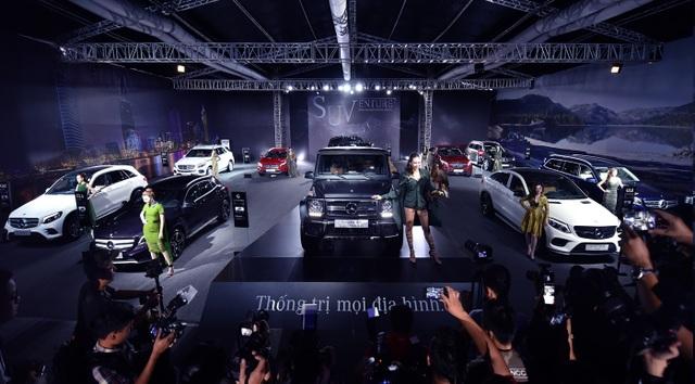 MBV đã thành công khi phát triển mạnh mẽ danh mục sản phẩm SUV