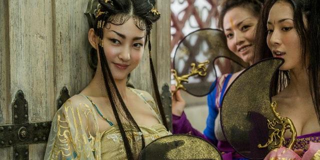 Vương Lệ Khôn Vương Lệ Khôn thủ vai một nữ yêu quỷ quyệt, muốn ám hại thầy trò Đường Tăng