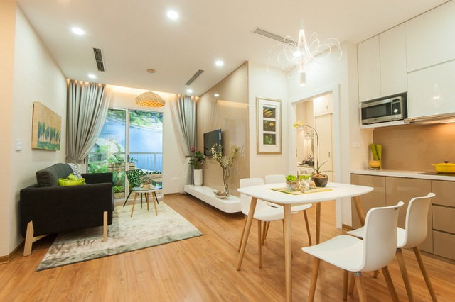 Chất lượng và tiến độ: Yếu tố thuyết phục khách hàng mua căn hộ - 2