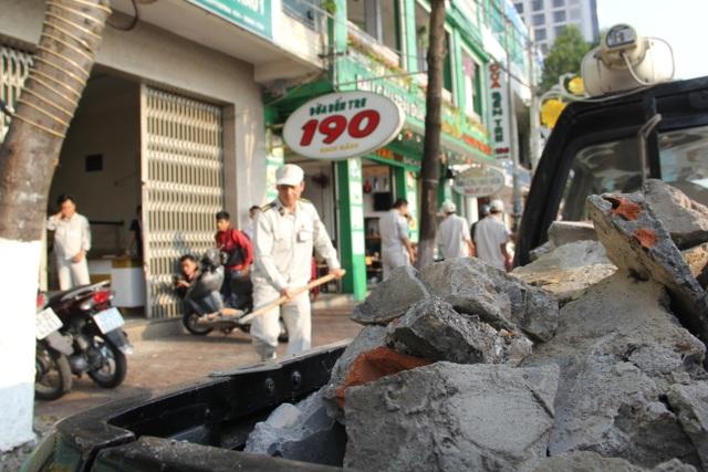 Quận Hải Châu sẽ làm cuốn chiếu từng tuyến đường một