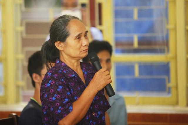 Bà Hoàng Thị Hội