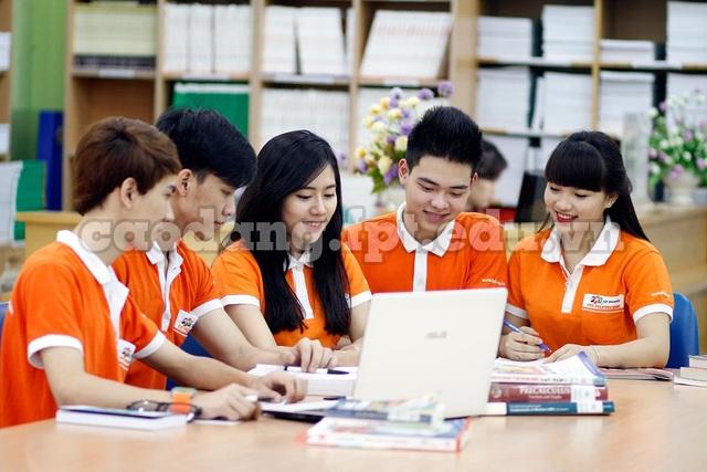Liên kết chặt chẽ với doanh nghiệp trong quá trình đào tạo giúp Cao đẳng thực hành FPT Polytechnic có thể trang bị kiến thức sát với thực tế cho sinh viên.