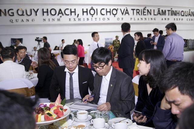 38 lô nhà ở liền kề dự án Mon Bay hoàn tất giao dịch trong chương trình mở bán vừa qua